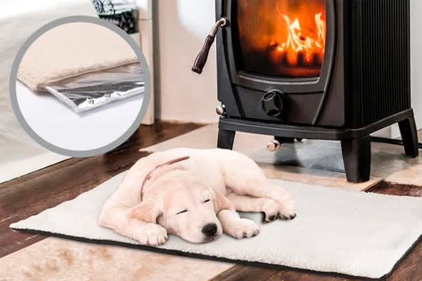 Sprint Industries Self Heating Pet Bed