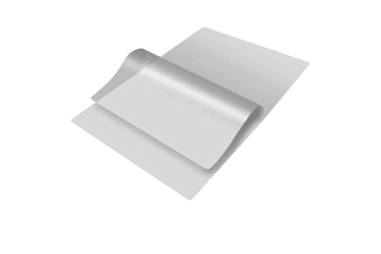 Lenoxx A4 Paper 100 Plastic Pouches Laminating Sheets for Hot Laminator/Office