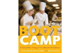 Baking Boot Camp - Five Days of Basic Training at the Culinary Institute of America
