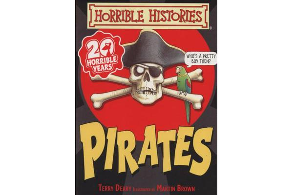 Horrible History - Pirates