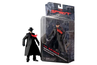 "The Spirit Series 1 7"" Action Figure Solid Pack"