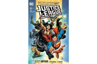 Justice League Volume 1 - The Totality
