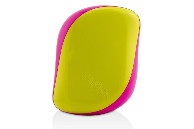 Tangle Teezer Compact Styler On-The-Go Detangling Hair Brush - # Kaleidoscope 1pc