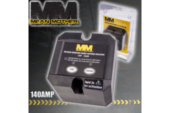 MEAN MOTHER 140A DUAL BATTERY SYSTEM VSR ISOLATOR SUIT 4WD AGM DEEP CYCLE MMDBI