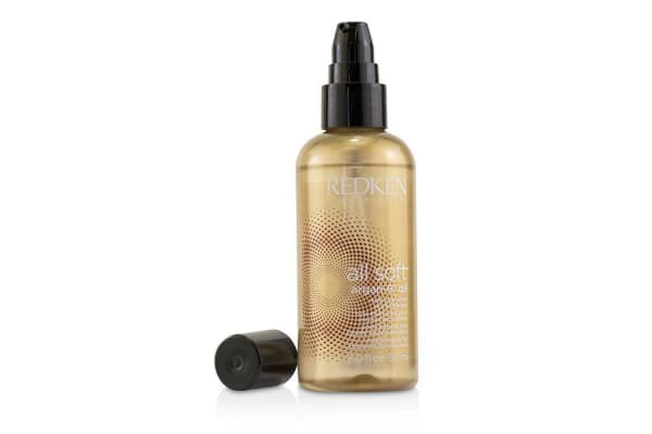 Redken All Soft Argan-6 Oil (Multi-Care Oil For Dry or Brittle Hair) 90ml/3oz