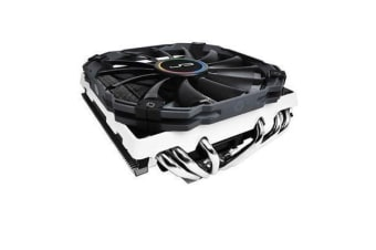 CRYORIG C1 Low Profile CPU Cooler With 140mm White Fan