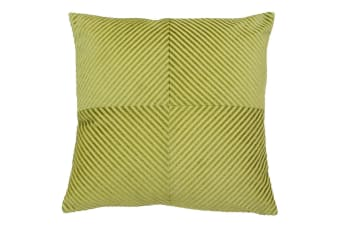 Riva Home Infinity Cushion Cover (Olive) (45x45cm)