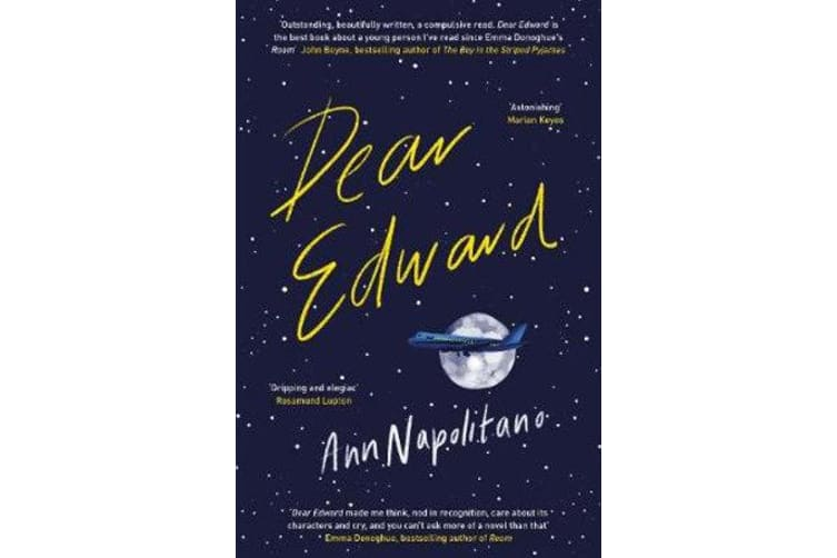 Dear Edward - The New York Times Bestseller