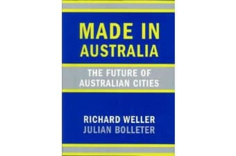 Made In Australia - The Future of Australian Cities