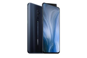 OPPO Reno 10x Zoom (5G, 48MP, 256GB/8GB, Tel) - Jet Black