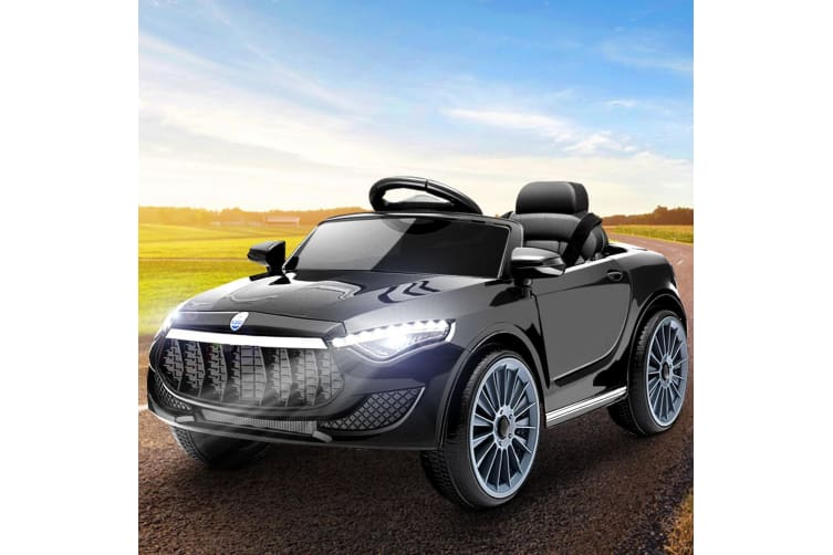 Kids Ride On Car Electric Toys 12V Battery Remote Control MP3 LED