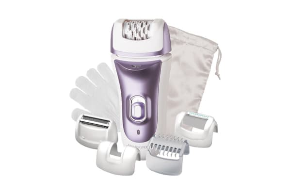 Remington Smooth & Silky Cordlesss Wet/Dry Epilator (EP7031AU)