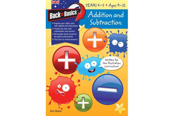 Bk Basics Add and Sub Yr 4 - 5