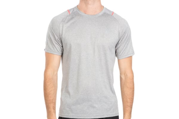 Champion Men's Vapor 6.2 Tee - Oxford Heather (Size S)