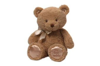 Gund My First Teddy - Tan 38cm