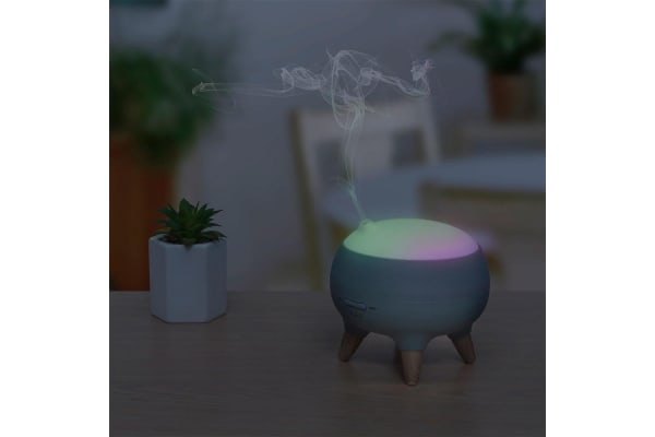 Activiva Aromatherapy Diffuser w/ RGB Colour Changing Light