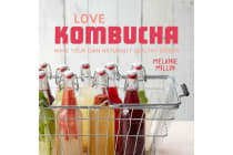 Love Kombucha - Make your own naturally healthy drinks