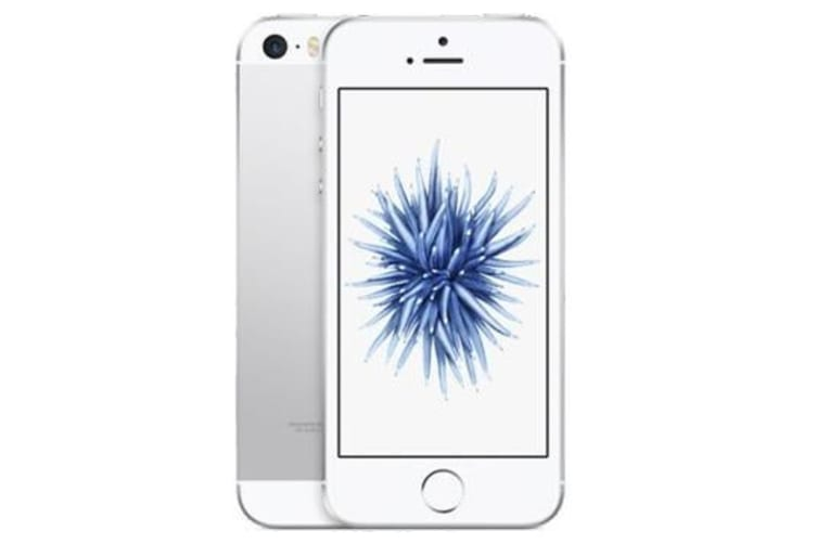 Used as Demo Apple iPhone SE 16GB 4G LTE Silver (6 month warranty + 100% Genuine)