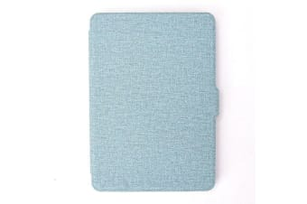Smart Wake Case Cover for Amazon Kindle 8th 2016-Blue