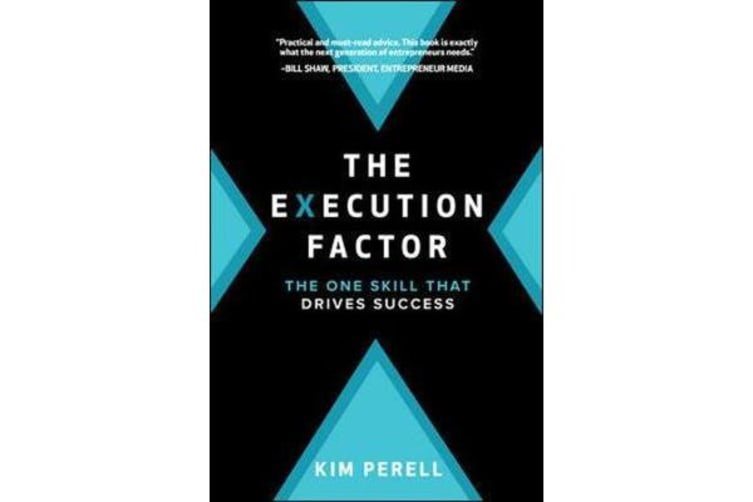 The Execution Factor - The One Skill that Drives Success