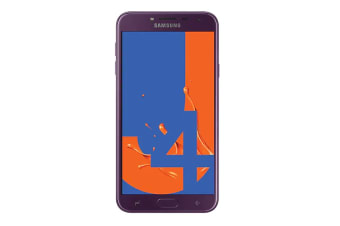 Samsung Galaxy J4 Dual SIM (16GB, Purple)