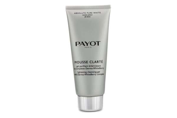 Payot Absolute Pure White Mousse Clarte Lightening Cleansing Gel (200ml/6.7oz)