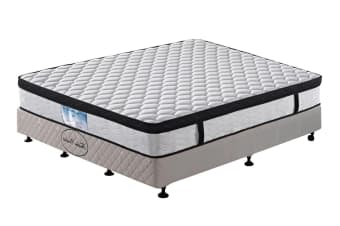 Latex Eurotop Roll Mattress (Queen)