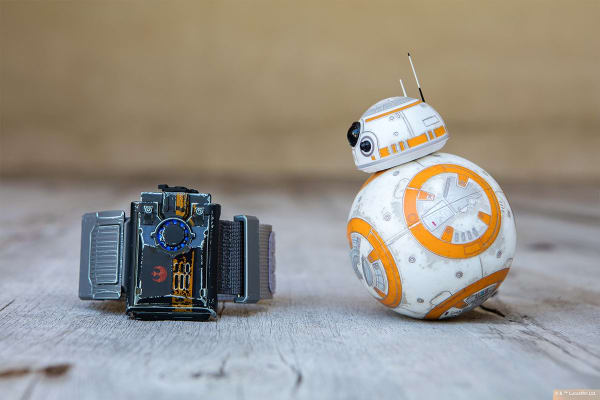 Star Wars BB-8™ Battle-Worn with Force Band™ by Sphero