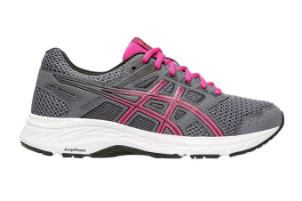 ASICS Women's Gel-Contend 5 Running Shoe (Metropolis/Fuchsia Purple, Size 6 US)