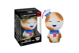 Ghostbusters Toasted Stay Puft Marshmallow Man XL US Dorbz