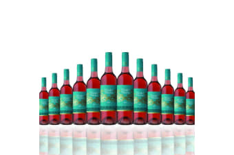12 Bottles of Lady's Secret Rose 750ML