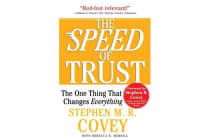 Speed of Trust - The One Thing That Changes Everything