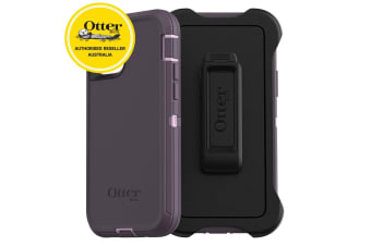 Otterbox Defender Case Protective Cover for Apple iPhone 11 Pro Purple Nebula