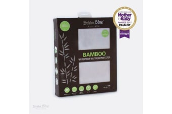 Bubba Blue  Bamboo - Cradle Bamboo Mattress Protector