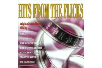 Hits From The Flicks: Original Soundtrack Hits..Al Green, Beach Boys + NEW