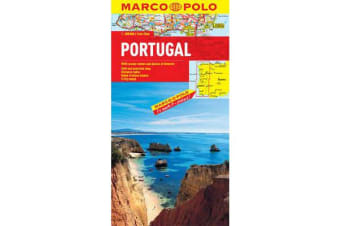 Portugal Marco Polo Map