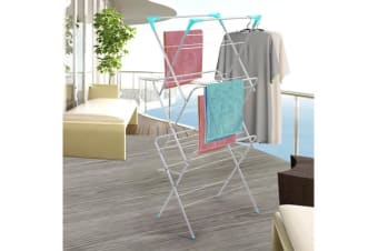 Folding Clothes Airer Drying Rack