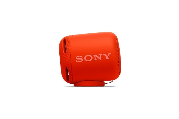 Sony Ultra Portable Wireless Speaker - Red (SRSXB10R)