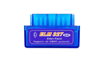 Mini ELM327 V2.1 Bluetooth OBD2 OBDII Car Auto Diagnostic Interface Scanner Tool