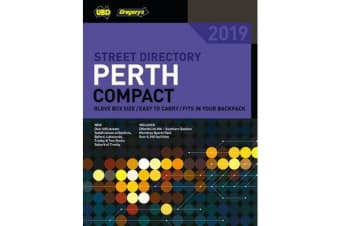 Perth Compact Street Directory 2019 12th ed