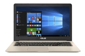 "ASUS 15.6"" VivoBook Pro Core i7-7700HQ 8GB RAM 128GB SSD 1TB HDD GeForce GTX1050 4GB Notebook (N580VD-DM229T)"