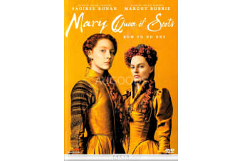 Mary Queen of Scots - Region All Rare- Aus Stock Blu-Ray Preowned: Excellent Condition