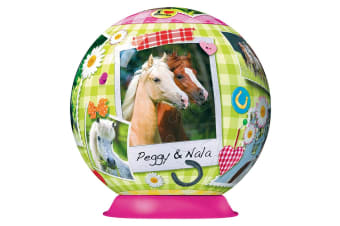 Ravensburger - All My Favorite Horses Puzzleball 108pc