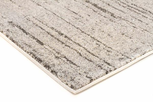 Riverside Flow Grey Rug Runner 300X80cm