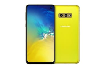 Samsung Galaxy S10e G970F-DS 6GB Ram 128GB Rom Dual Sim - Canary Yellow