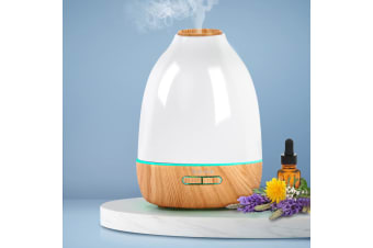 Ultrasonic Aroma Diffuser Essential Oils Aromatherapy Air Humidifier Purifier