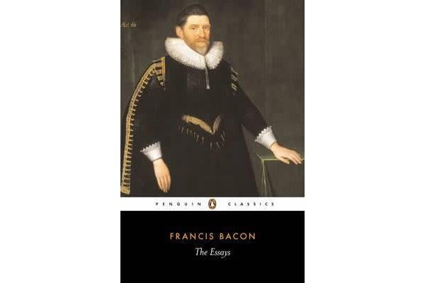 sir francis bacon selected essays Francis bacon was born on 22 january 1561 at york house near the strand in london, the son of sir nicholas bacon by his second wife, anne (cooke) bacon, the daughter of the noted humanist anthony cooke.