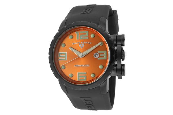 Swiss Legend Men's Ambassador (SL-30021-BB-06)