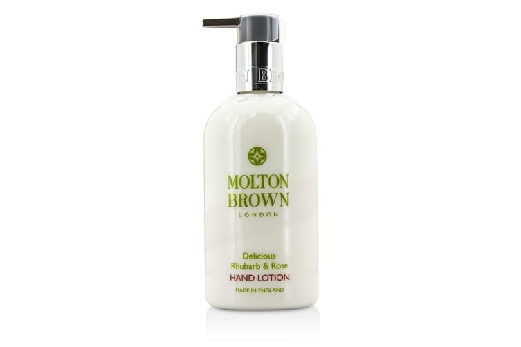 Molton Brown Delicious Rhubarb & Rose Hand Lotion 300ml