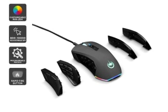 Kogan GMX RGB 10000dpi Modular Gaming Mouse